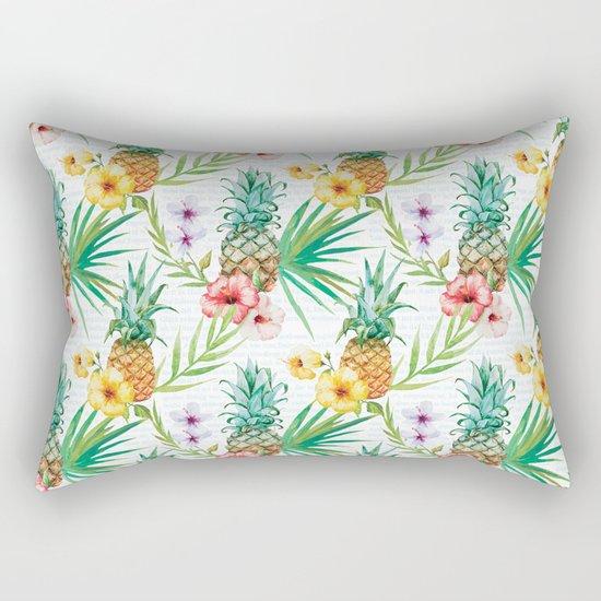 Tropical Summer #13 Rectangular Pillow