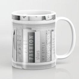 books pattern Coffee Mug