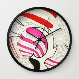 OTOÑO 4 Wall Clock