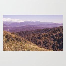 Violet Hills Rug