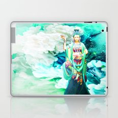 The Goddess of Mercy Laptop & iPad Skin