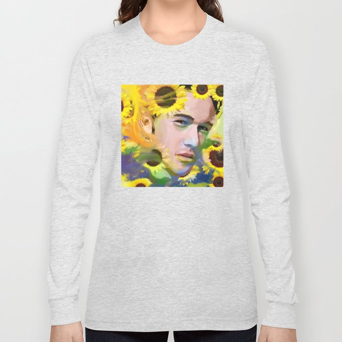Joseph Gordon Levitt Long Sleeve T-shirt