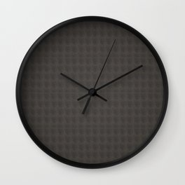 Loads of eyes in the dark - creepy design Wall Clock
