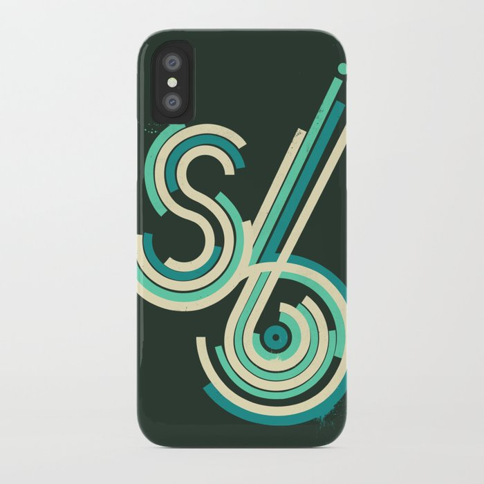 Six Second Daydream iPhone Case