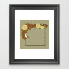 EVER AFTER Framed Art Print