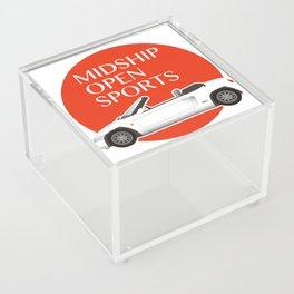 Midship Open Sports Acrylic Box