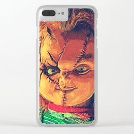 Chucky Clear iPhone Case
