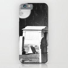 Spooky Graveyard iPhone 6s Slim Case