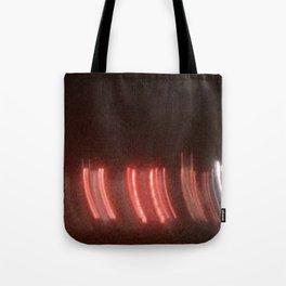 Abstracte Light Art in the Dark 11 Tote Bag