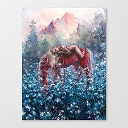 Epona Canvas Print