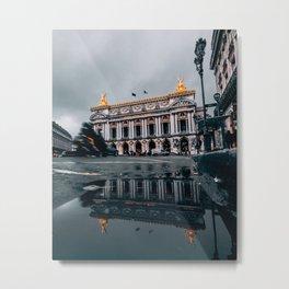 Paris 50 Metal Print