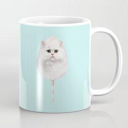 COTTON CANDY CAT Coffee Mug