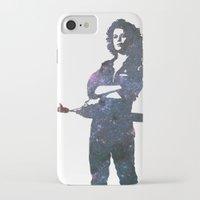 ripley iPhone & iPod Cases featuring Ellen Ripley - Alien by pithyPENNY