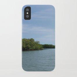 The Fisherman estuary iPhone Case
