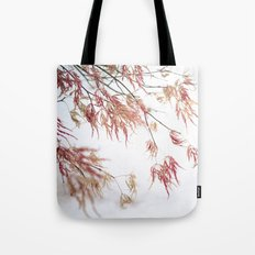 japanese maple Tote Bag