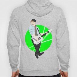 gotta love that guitar  Hoody