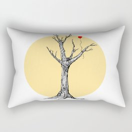 Love is an investment.  Rectangular Pillow