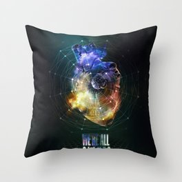 We're all slaves. Throw Pillow