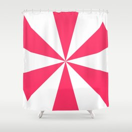 Circus Roof Shower Curtain