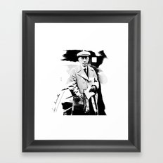Sergei Rachmaninoff Framed Art Print