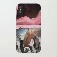 aquarius iPhone & iPod Cases featuring Aquarius by Tropidarks