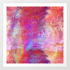 Celerity Art Print