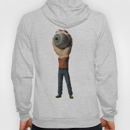 The Hand-Eye-Man Hoody