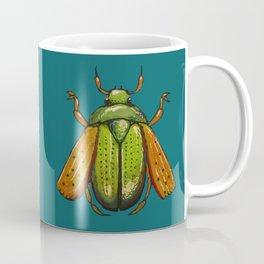 Beetle Wings Coffee Mug