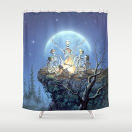 More Tales to Give You Goosebumps Shower Curtain