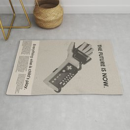 Power Glove Rug