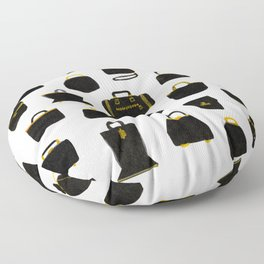 one can't have too many ... Floor Pillow