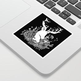 My Deerest Sticker