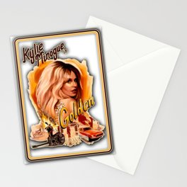 Kylie Minogue Golden Tour 2018 Stationery Cards