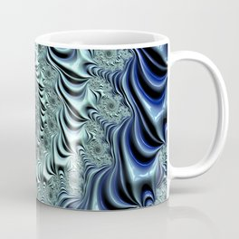 Down the Rabbit Hole - Fractal Art Coffee Mug