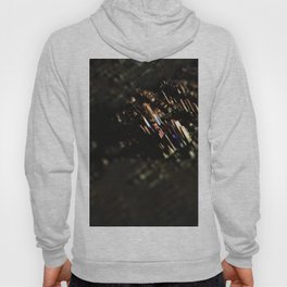 Abstract cityscape aerial view technology background Hoody
