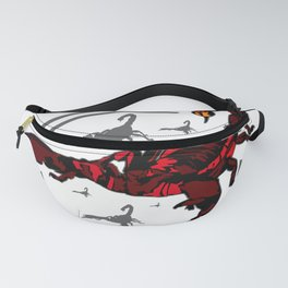 Red Scorpion 2 Fanny Pack