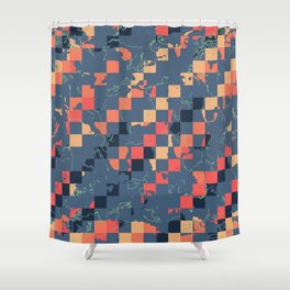 After Lives Shower Curtain