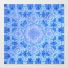 Blue Too Canvas Print