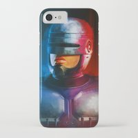 cyclops iPhone & iPod Cases featuring CYCLOPS by John Aslarona