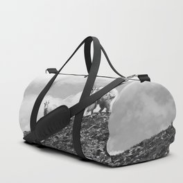 MOUTAIN GOATS // 2 Duffle Bag