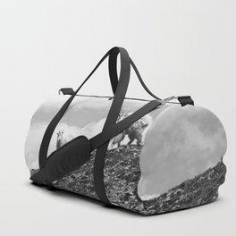 MOUTAIN GOATS // 2 Duffle Bag