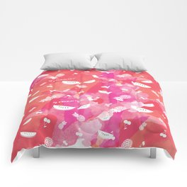 Fruits Comforters