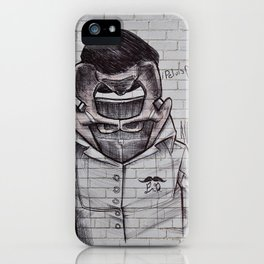 Pelvis Presley iPhone Case