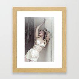 The Radiance Framed Art Print