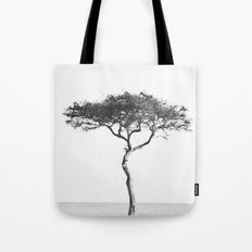 black&white::kenya Tote Bag