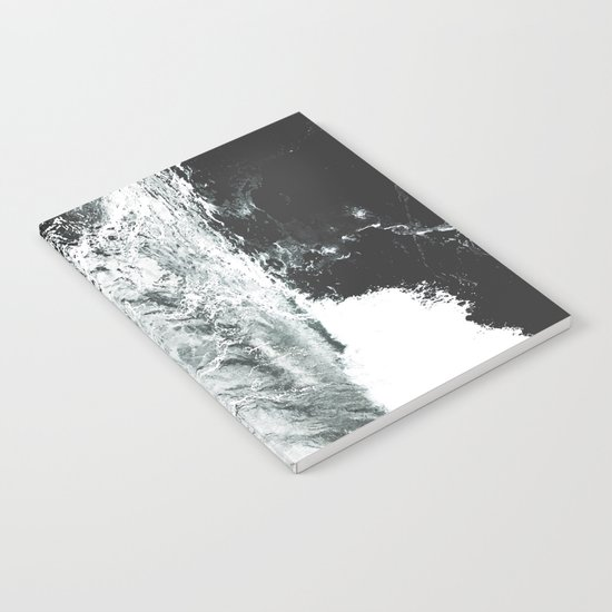 Abstract ocean Notebook