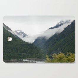 Foggy Mountain Mornings Cutting Board