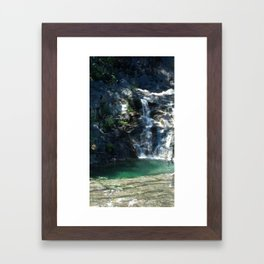 Dream Pool Framed Art Print