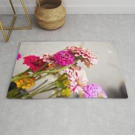 Floral V  /  The Fresh Flower Collection Rug