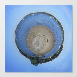 Planet Buttermilk Canvas Print